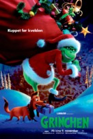 The Grinch - Norwegian Movie Poster (xs thumbnail)