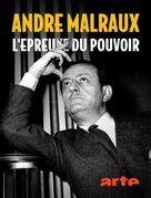 André Malraux, l'épreuve du pouvoir - French Movie Cover (xs thumbnail)