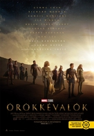 The Eternals - Hungarian Movie Poster (xs thumbnail)