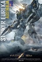 Pacific Rim - Movie Poster (xs thumbnail)