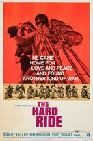 The Hard Ride - Movie Poster (xs thumbnail)