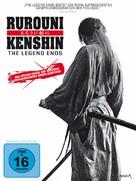 Rurôni Kenshin: Densetsu no saigo-hen - German Movie Cover (xs thumbnail)