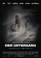 Der Untergang - German Movie Poster (xs thumbnail)