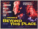 Beyond This Place - British Movie Poster (xs thumbnail)