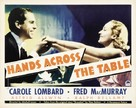 Hands Across the Table - Movie Poster (xs thumbnail)