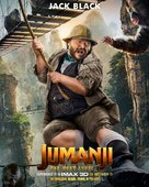 Jumanji: The Next Level - Indian Movie Poster (xs thumbnail)
