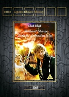 Sharpe's Peril - Czech DVD cover (xs thumbnail)