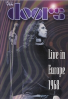 The Doors: Live in Europe 1968 - Movie Cover (xs thumbnail)