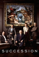 """""""Succession"""" - Movie Poster (xs thumbnail)"""