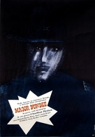 Major Dundee - Polish Movie Poster (xs thumbnail)