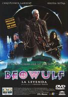 Beowulf - Spanish DVD cover (xs thumbnail)