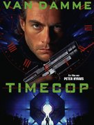 Timecop - German Movie Cover (xs thumbnail)