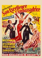 Call Me Madam - Belgian Movie Poster (xs thumbnail)