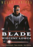 Blade - Polish Movie Cover (xs thumbnail)