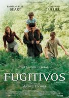 Les égarés - Spanish Movie Poster (xs thumbnail)