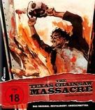 The Texas Chain Saw Massacre - German Movie Cover (xs thumbnail)