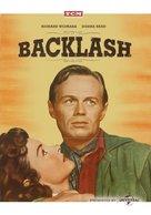 Backlash - DVD cover (xs thumbnail)