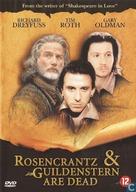 Rosencrantz & Guildenstern Are Dead - Dutch DVD cover (xs thumbnail)