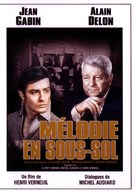 Mélodie en sous-sol - French Movie Cover (xs thumbnail)