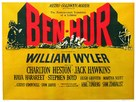 Ben-Hur - British Movie Poster (xs thumbnail)
