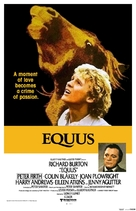 Equus - British Movie Poster (xs thumbnail)