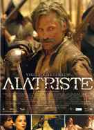 Alatriste - Spanish Movie Poster (xs thumbnail)