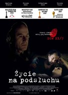 Das Leben der Anderen - Polish Movie Poster (xs thumbnail)