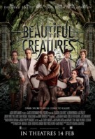 Beautiful Creatures - Singaporean Movie Poster (xs thumbnail)