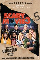 Scary Movie 3 - DVD cover (xs thumbnail)
