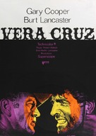 Vera Cruz - German Movie Poster (xs thumbnail)