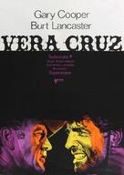 Vera Cruz - German Movie Poster (xs thumbnail)