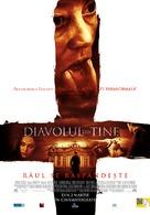The Devil Inside - Romanian Movie Poster (xs thumbnail)