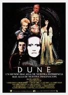 Dune - Spanish Movie Poster (xs thumbnail)