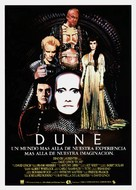 Dune - Spanish Movie Poster (xs thumbnail)