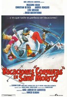 Vacanze di Natale '90 - Spanish Movie Poster (xs thumbnail)