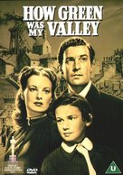 How Green Was My Valley - British Movie Cover (xs thumbnail)