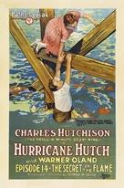 Hurricane Hutch - Movie Poster (xs thumbnail)