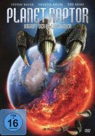 Planet Raptor - German Movie Cover (xs thumbnail)