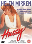 Hussy - British Movie Cover (xs thumbnail)