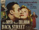 Back Street - Movie Poster (xs thumbnail)