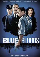 """Blue Bloods"" - DVD movie cover (xs thumbnail)"