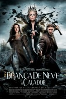 Snow White and the Huntsman - Brazilian Movie Poster (xs thumbnail)