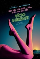 Inherent Vice - Brazilian Movie Poster (xs thumbnail)