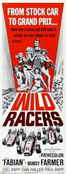 The Wild Racers - Movie Poster (xs thumbnail)