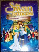 The Swan Princess - DVD cover (xs thumbnail)