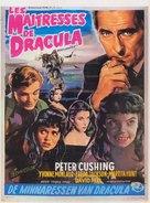 The Brides of Dracula - Belgian Movie Poster (xs thumbnail)