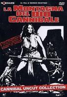 La montagna del dio cannibale - Italian DVD movie cover (xs thumbnail)