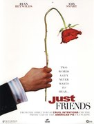 Just Friends - Movie Poster (xs thumbnail)