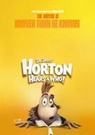 Horton Hears a Who! - Character poster (xs thumbnail)