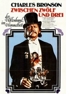 From Noon Till Three - German Movie Poster (xs thumbnail)